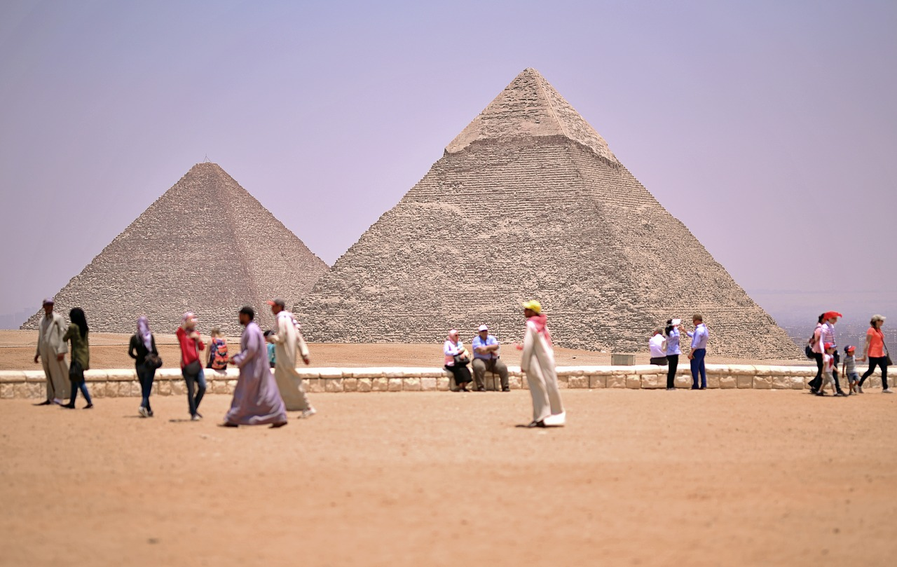 The temperature in June in Egypt: will the rest be comfortable