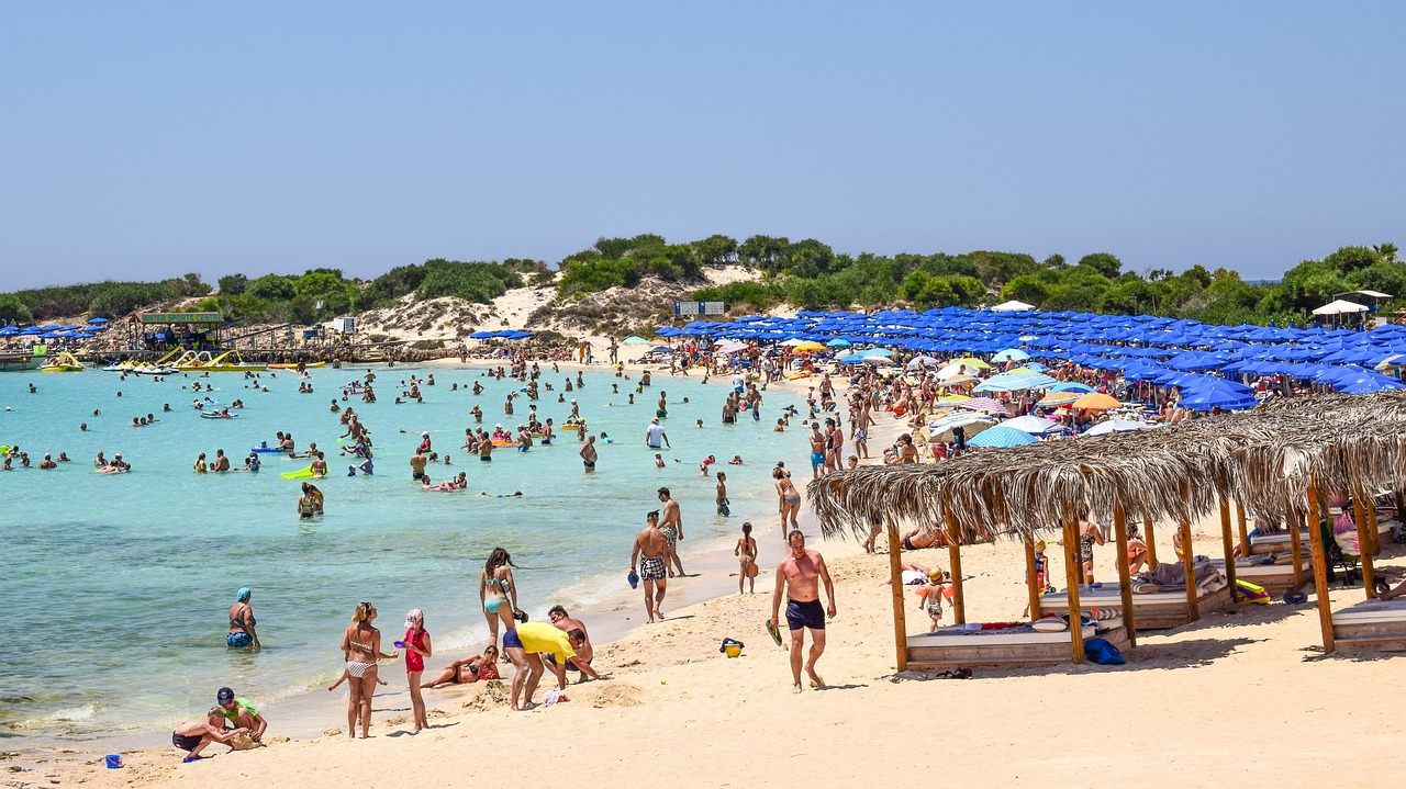 Cyprus: weather in May