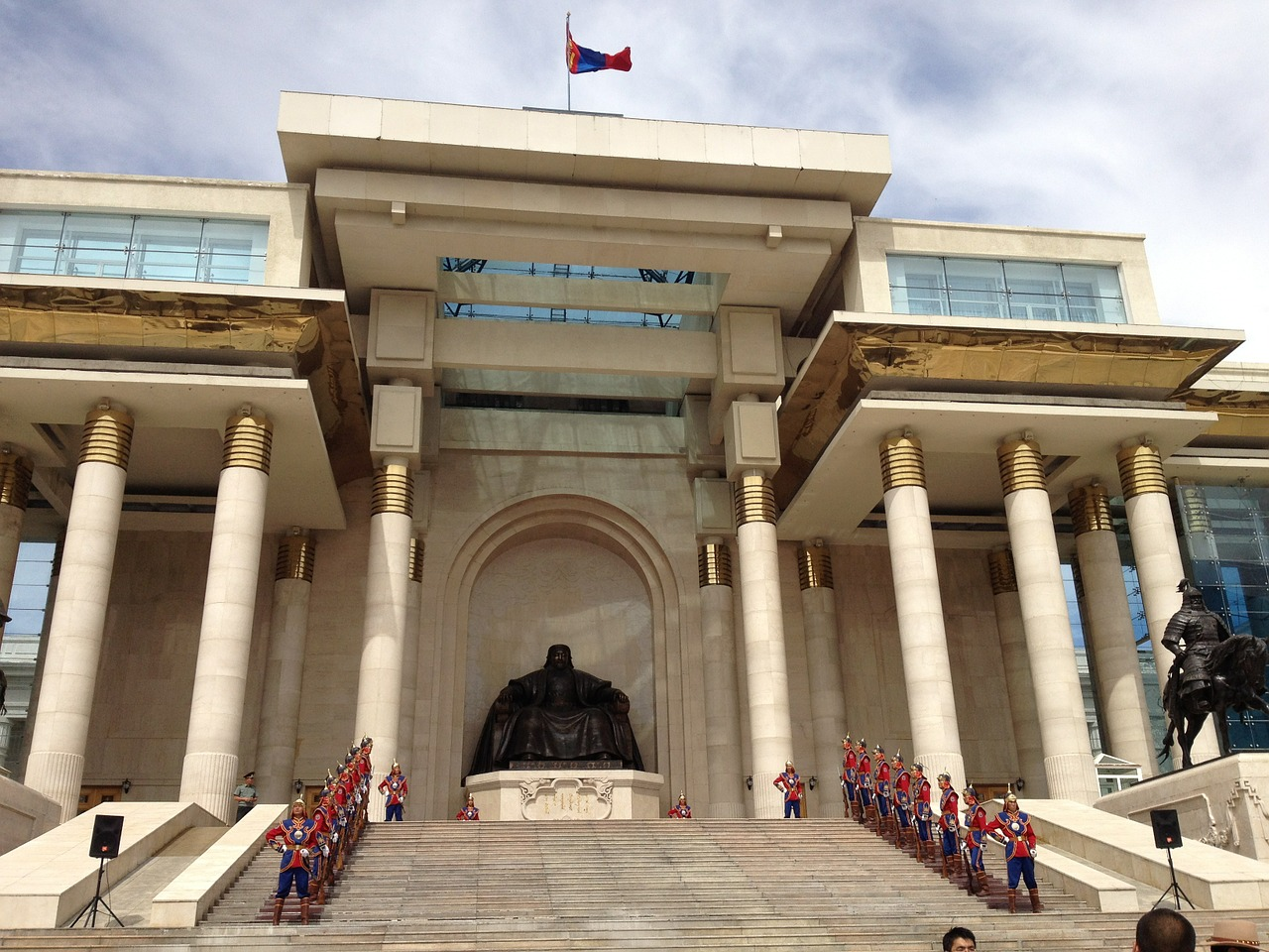 Climate and average monthly weather in Ulaanbaatar, Mongolia |Ulaanbaatar Climate