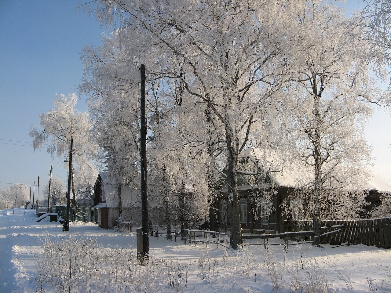 Seasons In Russia Weather And Climate