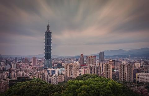 musim di Taiwan